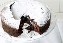 bake | chocolate heaven / Chocolate cakes and bakes and chocolate recipes.