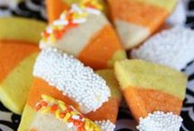 Candy Corn Party Ideas / Yellow, Orange, and White Candy Corn Party Fun!  Perfect for Halloween or Fall Celebration! / by Michelle Wise @ That Party Chick