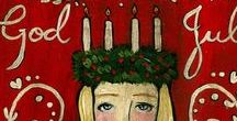 Christmas Santa Lucia
