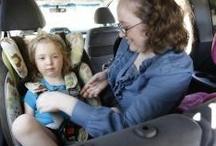 Car seats / by Hannah McClelland