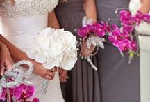 bouquets / by Melissa Gorman (Wedding Obsession)