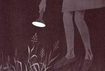 Illustration / by Leslie Lou