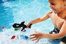 Pool Toys & Games / We've got the pool toys and games we know you and your kids will love! Check out some of our customers' highest rated pool toys and games. / by SwimWays