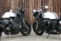 Motorcycles / Some inspiration for my Caferacer Project