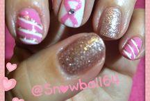 OMG! Nails, Nails, Nails / by Marian Benner