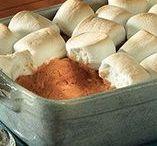 SWEET POTATO RECIPES / From Sweet Potato Bake to Sweet Potato Pie.. we got your sweet potato and marshmallow recipes right here!