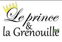 Le prince et la Grenouille / digital drawing