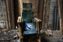 Abandoned, Rusted... / by Gordana K.
