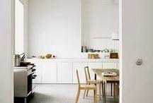 Interiors / by Eliza Morawska {white plate}
