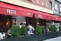 Restaurants ~ everywhere else
