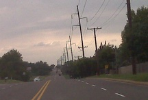 sky / PICTURES I  ADMIT TAKING WHILE DRIVING / by Lindsy Neely