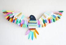 Inspiration / birds