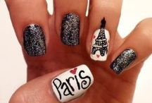 nice nails / by Josie March