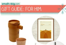 Gift Guides - For Him (Dads and all the great men in your life)