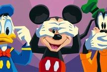Disney / by Rockinpicks