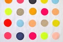 colour my world / a rainbow of colour / by Jo