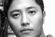 Inspiration: Jin Goo / Stunning Korean actor, Jin Goo, first appeared on my radar  in 2003's All In... if you haven't seen this amazing drama about a gambling tycoon, well, hunt it down... Recently I caught the  32 year-old-actor in Ad Genuis Lee Tae Baek and his charisma has mutiplied tenfold. Best seen in motion, I regret these stills do not do the man justice... he is stunning and very inspirational... Oh, and the boy can act his ass off...
