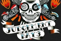 Harley Judgement Day III / JUDGEMENT DAY 3 CUSTOM BIKE CHALLENGE Harley-Davidson dealers around Australia and NZ have locked horns to bring you 40 of the best custom Harley-Davidson Softails.   You Be The Judge Check out the bikes and complete the 8 challenges for your chance to win. The challenges will be unlocked over four weeks until July 1st, so be sure to check back.