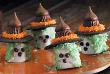 Halloween Recipe Ideas / Recipes and decoration tips and ideas for your favorite holidays, from Christmas to Halloween!  / by SwimWays
