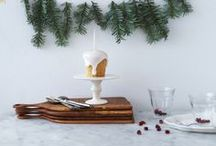 X-mas & Winter / by Eliza Morawska {white plate}