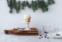 X-mas & Winter / by Eliza Morawska {white plate}
