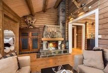 Winter cottage ideas / Inspiration for our Winter house