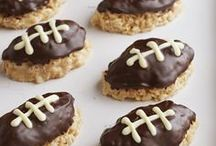 FOOTBALL TAILGAITING RECIPES / Bring these touchdown treats to your next tailgate event and watch your friends and family, rush to the table to try these recipes!