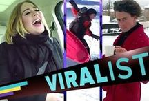 Viral Videos / Looking for the most popular videos on the web?