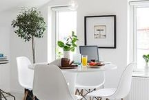 Small Spaces Wall Decor / Its hard to decorate small spaces, here are ideas and inspiration on how to decorate these areas.