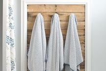 Bathroom Decor / Bathroom ideas and inspiration on how to add picture frames