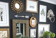 Wall Gallery / Picture Frame Wall Gallery