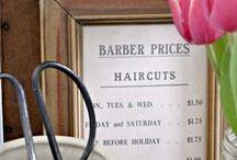 Hair Salon/ Barber Shop Wall Decor / Hair Salon/Beauty School / Barber Shop  wall decor