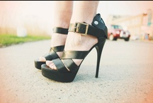 Give a woman the right shoes! / and she rule the world!