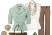 My Style / clothes, purses, shoes: things I love and think I'd look wonderful in.  Simply my style of dressing.