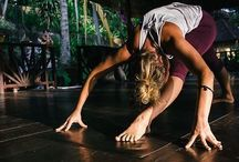 ☮❤️yoga / Om is where the heart is visit my tumblr @ http://lovelyogi.tumblr.com/ / by Trystn Kaleigh