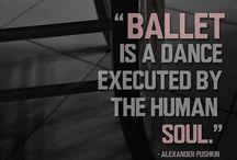 balé / Contemporary-Ballet-Modern-Lyrical / by Trystn Kaleigh