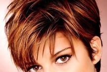 Hair / hair cuts and styles / by Patty Fields