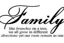family History / by Tina Jensen