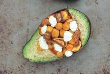 #SweatPink Foodies / Healthy recipes for a fit life! Find more at FitApproach.com!  / by Fit Approach