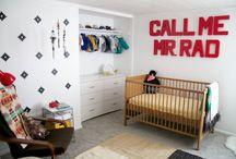 Boy Nursery Ideas / by Sarah Andres