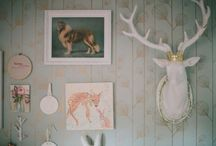 Nursery Furniture and Decor / by Sarah Andres