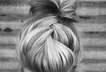 hair ideas / Love to change my hair up often! Thank goodness my hair grows quickly! / by Kelsey Boyd