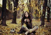 ••• a u t u m n ••• / by Stacy Lantz