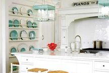 Kitchens / a well designed, well stocked room, to prepare beautiful food