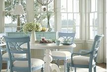 dining areas / beautifully classic and classy rooms to eat in