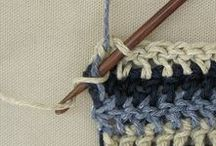 Knit & crochet - how to...