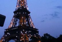 Paris / by Trystn Kaleigh