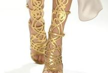 Shoe Lust / madness for shoes!!!! >)  / by Ibsen Veloz