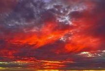 Amazing skys / by Melody Ferraro