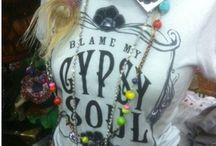 Gypsy Soul / by Melody Ferraro
